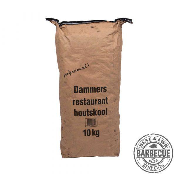 Dammers-Houtskool-10kg-ideaal voor op de Kamado