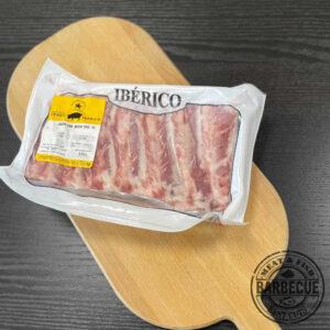 Iberico belly ribs